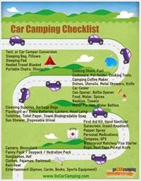 Car Camping Checklist